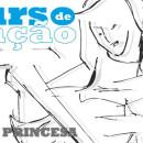 O ideal de uma Princesa – concurso de ilustração