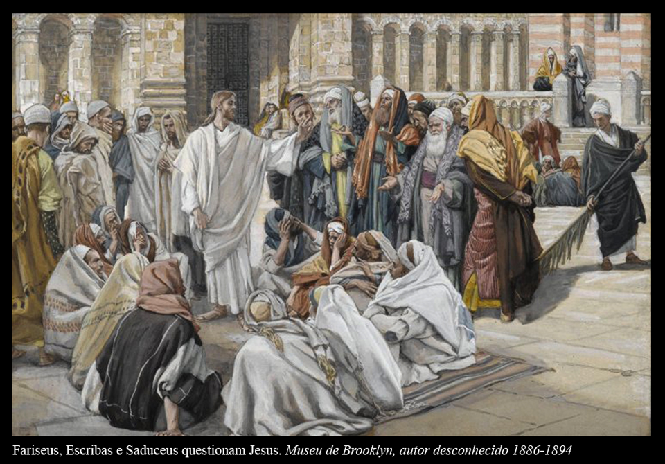 sadducees pharises scribes Pharisee: pharisee, member of the pharisees emerged as a party of laymen and scribes in contradistinction to whereas the priestly sadducees taught that the.