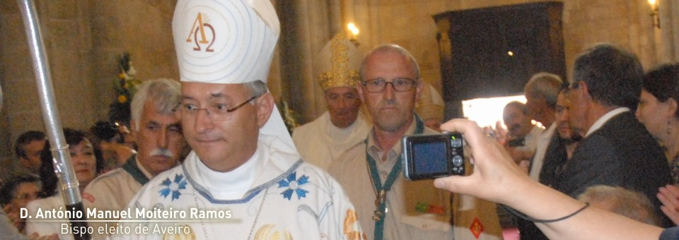Novo Bispo da Diocese de Aveiro