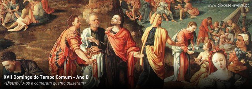 XVII Domingo do Tempo Comum – Ano B