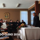 JORNADAS DE FORMAÇÃO DO CLERO 2016