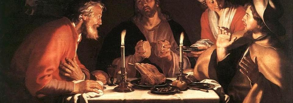 III Domingo da Páscoa – Ano A