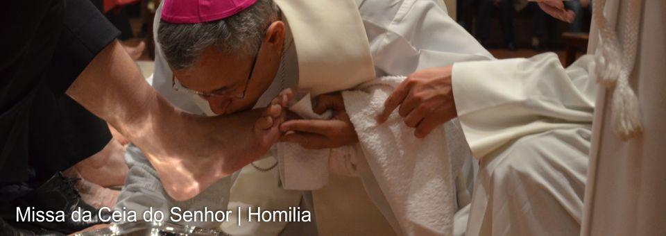 Missa da Ceia do Senhor | Homilia