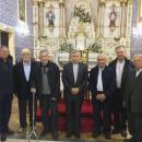 Homenagem aos primeiros Diáconos Permanentes ordenados há 29 anos