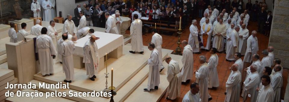 Jornada Mundial de Oração pelos Sacerdotes