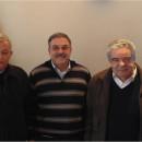 Visita do Sr. Bispo à paróquia de Santa Joana   Visita à Junta de Freguesia