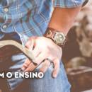 MARAVILHADOS COM O ENSINO DE JESUS. E NÓS?