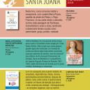 Livraria Santa Joana – divulgação de livro #26