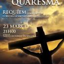Igreja de Santo António de Vagos recebe Requiem de John Rutter nesta Quaresma