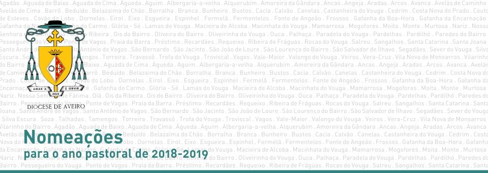 Nomeações 2018|19