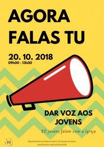Agora falas tu! @ Casa da Comunidade Sustentável - Aveiro