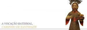 """""""Batismo, Caminho de Santidade"""" – ação de formação pelo Departamento diocesano de Pastoral da Saúde @ Seminário de Aveiro"""