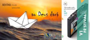 FÉ'stival Diocesano de Canção Mensagem @ Ao Deus Dará, Programa na Rádio Terra Nova