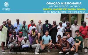Oração Missionária @ Igreja Matriz de Santa Joana