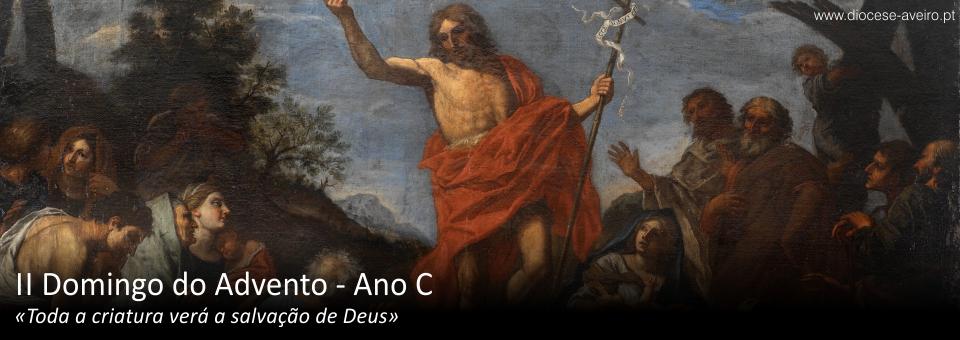 II Domingo do Advento – Ano C