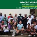 Oração missionária arciprestal