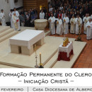 Clero diocesano em encontro de formação