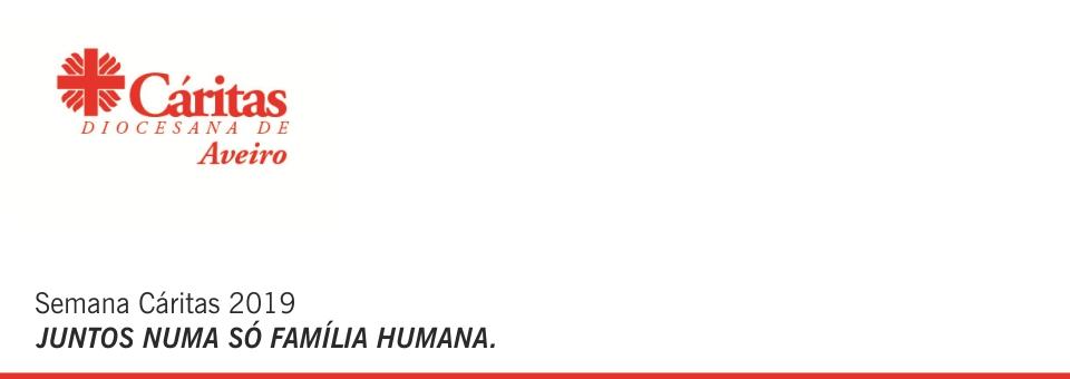 JUNTOS NUMA SÓ FAMÍLIA HUMANA