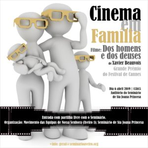 Cinema em Família @ Seminário de Santa Joana Princesa