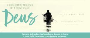 Oração pelas Vocações @ Carmelo de Cristo Redentor