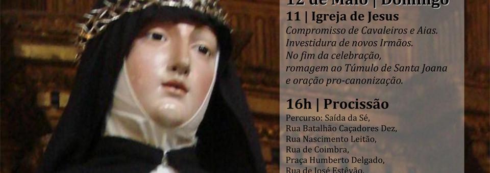 Solenidade de Santa Joana Princesa 2019