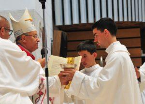 Pe. Pedro Oliveira - Missa Nova @ Igreja Paroquial de S. Tiago - Ribeira de Fráguas