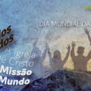 A caminho da vivência do Mês Missionário Extraordinário