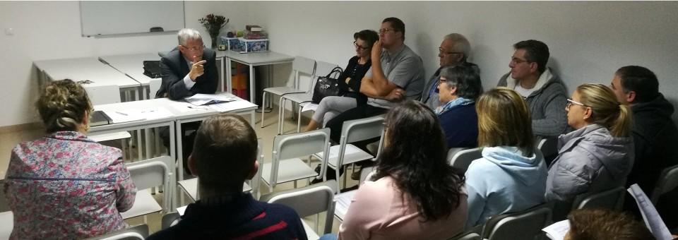 D. António Moiteiro em visita pastoral às paróquias de Silva Escura e Dornelas