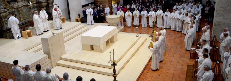 Missa Crismal a 19 de junho