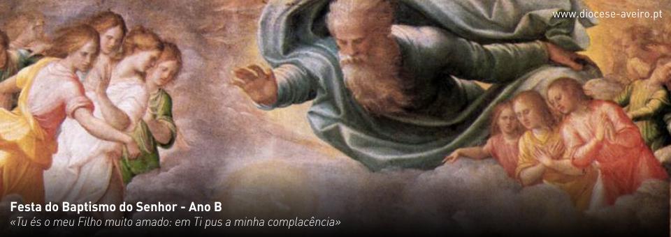 Festa do Baptismo do Senhor – Ano B