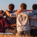 JESUS CONVIDA-NOS A VIVER A SUA ALEGRIA