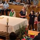 Doze jovens enviados em voluntariado missionário pelo Bispo de Aveiro
