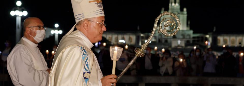Homilias de D. António Moiteiro na Peregrinação Aniversário a Fátima – 12 e 13 de setembro 2021