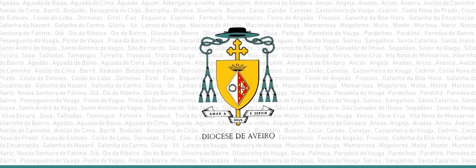 Nomeações para o ano pastoral de 2019-2020