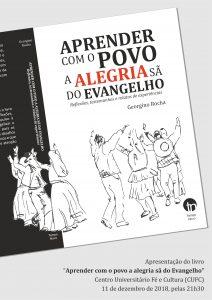 Lançamento do mais recente livro do Pe. Georgino Rocha @ CUFC