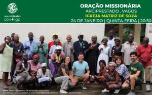Oração missionária arciprestal - Vagos @ Igreja Matriz de Soza