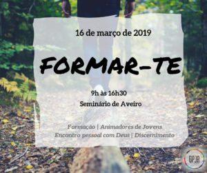 FORMAR-TE @ Seminário de Aveiro