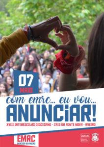EMRC - Interescolas @ Cais da Fonte Nova - Aveiro