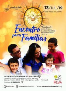 Encontro para as Famílias @ Casa Diocesana de Albergaria-a-Velha